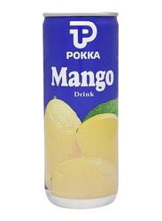 Pokka Mango Juice Drink, 240ml