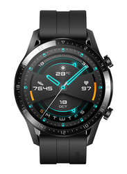 Huawei Watch GT 2 Latona Sports Edition 46mm Smartwatch, GPS, Matte Black