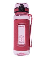 Uzspace Plastic Water Bottle, 5045, 700ml, Pink
