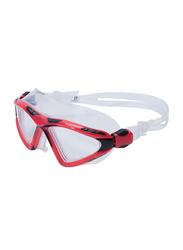 TA Sport Anti-Fog Swimming Goggles, Red
