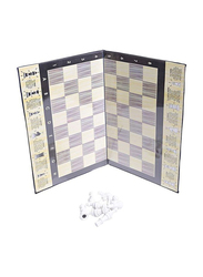 TA Sport Magnetic Chess Set, 12+ Years, Multicolour