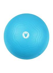 Livepro LP8201-65 Anti-Burst Core-Fit Exercise Ball, 65cm, Blue