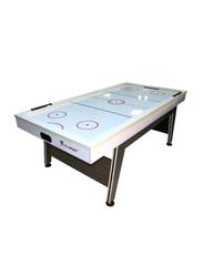 TA Sports Non-K/D Air Hockey Table, 12+ Years, Black/White