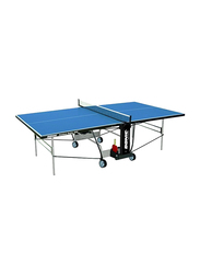 Donic Outdoor Roller 800 Table Tennis Table, Blue
