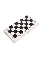 TA Sport Wooden Chess Board Game, Multicolour