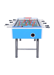 AC Foosball Table Top Soccer Game, Blue
