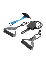 TA Sport Pulley, Black/Grey/Blue