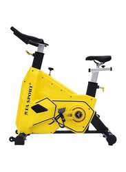TA Sport Spin Bike Wheel, WSY18K, Yellow