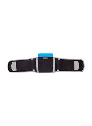 York Fitness Lumbar Support, Black/Grey