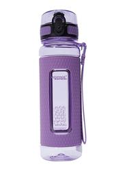 Uzspace Plastic Water Bottle, 5044, 450ml, Purple