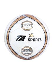 TA Sport Sports Football, Beige/White