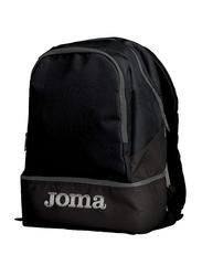Joma 5 Pack College Backpack Unisex, Black