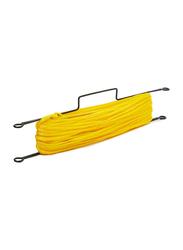 TA Sport Boundary Marker Rope, Yellow