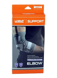 LiveUp Elbow Support, Large/Extra Large, Multicolour