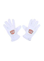Sareen Sports Cricket Club Inner Gloves for Men, White
