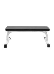 TA Sport IRSB10G Flat Bench, Silver/Grey