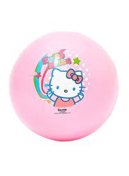 Mesuca Hello Kitty Jumping Ball, 23cm, Pink/White