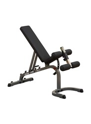 Body Solid Wh-Flat Incline Decline Bench Leg Hold, Black