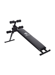 TA Sport Sit-Up Bench, SUB5105, Black