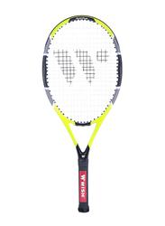 Wish Nano Force Adult Strung Tennis Racket, Green/Black
