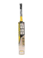 Sareen Sports KP Power Cricket Bat, Yellow