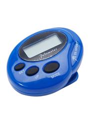 TA Sports Pedometer, Blue