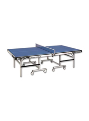 Donic Waldner Classic 25 Table Tennis Table, Blue