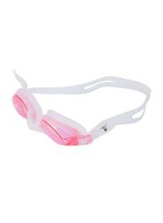 TA Sport Anti-Fog Swimming Goggles, 45060153, White/Pink