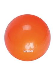 LiveUp Gymnastic Ball, 18cm, Orange/Purple