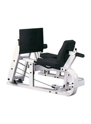 Body Solid Leg Press Exercise Machine, Black/Grey