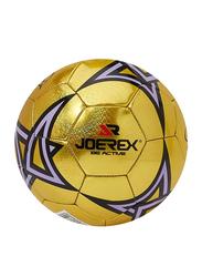 Joerex Size-5 Football, Gold