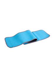 LiveUp LS3032B Weight Lifting Slim Belt, Blue/Grey