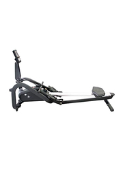TA Sport LG-01 Rowing Machine, Black/Silver