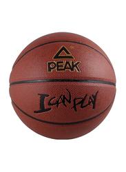 Peak I Can Play Basketball, Brown