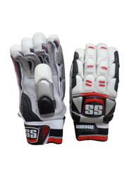 SS Sunridges College Cricket Batting Gloves, Multicolour