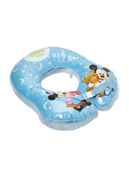 Joerex Mickey Mouse Swimming Ring, Blue/Red/Black