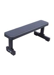 LiveUp LP6060 Flat Bench, Black