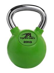 TA Sport Training Kettlebell, 20KG, Green