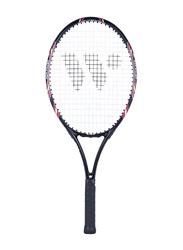 Wish Fusion Adult Strung Tennis Racket, Black/Pink