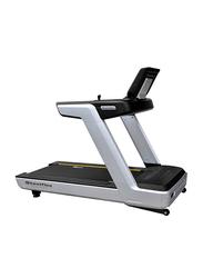 Body Solid Steelflex Commercial Treadmill, Silver/Black