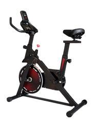 TA Sport Spin Fitness Bike 110 x 45cm, Black/Red