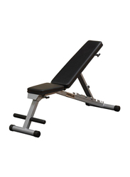 Body Solid The Powerline Multi-Bench, Black