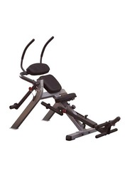 Body Solid AB Bench Set, 13010085, Black