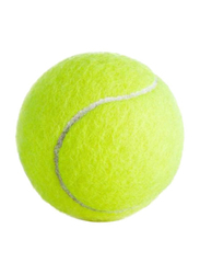 TA Sport Tennis Ball, Green/White