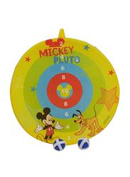 Joerex Mickey Mouse Slimball Dartboard 33cm, Multicolour
