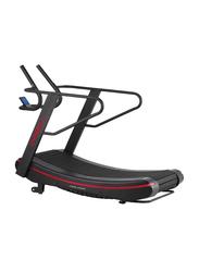 General Curved Treadmill, Black