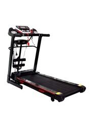 TA Sport Peak Power 2.5HP Treadmill, Black