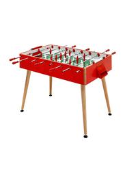 FAS Pendezza Football Table, Flamingo Red