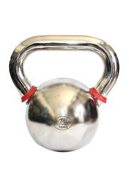 TA Sport Kettlebell, 16KG, Chrome Silver