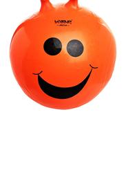 LiveUp Hopping Ball, 45cm, Orange